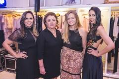 Anna Oquendo, Silvana Cavalcante, Isadora Dantas e Karol Amorim
