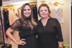 Anna Oquendo e Silvana Cavalcante