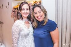 Carol Belchior e Suzana Figueiredo
