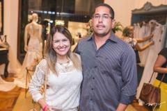 Mariana Ferreira Gomes e Igor Mota