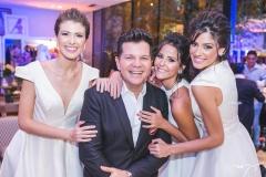 Marina Ramada, Gustavo Serpa, Mariana Vasconcelos e Vanessa de Oliveira