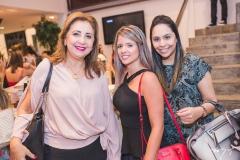 Marta Acioly, Lorena Carvalho e Ana Acioly