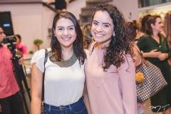 Mayra Barbosa e Thayná Bezerra