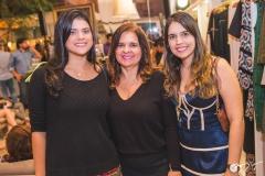 Tiziana Porto, Zita Fiuza e Carla Fiuza