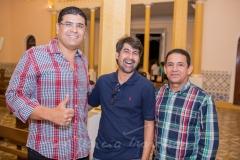 Bertam, Rodney de Castro e Airton Oliveira
