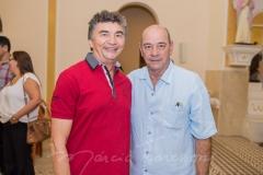 Raimundo Neto e Fernando Travessoni