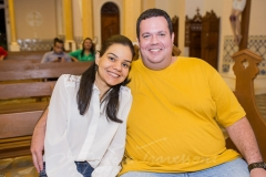 Sabrina e Fábio Chabert