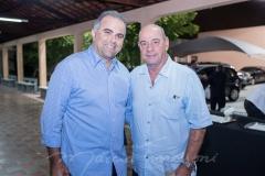 Valdizio Pinheiro e Fernando Travessoni