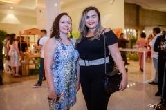 Clarisse Gonçalves e Carol Camilo