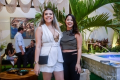 Géssica Mesquita e Samara Alves