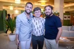 Guibson Pinheiro Neto, Lindemberg Fernandes e Roberto Kennedy
