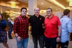 Josias Carneiro, Freitas Junior e José Guedes