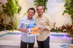 Michel Felisberto e Leonardo Pinto
