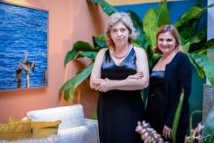 Micheline Brito e Neide Martins