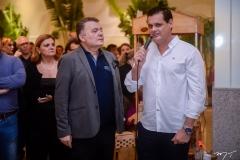 Omar de Albuquerque e Luciano Krai