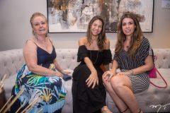 Carlota Pinheiro, Cristiane Pinto e Bianca Maia