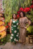Patrícia Andrade e Eveline Sampaio