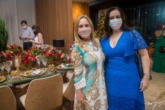 Regina Holanda e Lia Freire