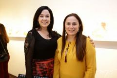 Ana Valesca e Lucilelia Lima