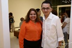 Edna Ramos e Eduardo Galdino