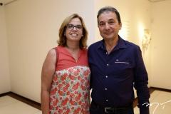 Jaqueline e Victor Medeiros