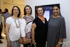 Lucirene Silva, Lucimar Silva, Estela Mesquita e Nadia Perez