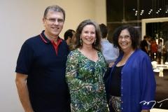 Randal Pompeu, Bia Perlingeiro e Nicinha Dias