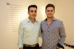 Rodrigo Maia e Victor Perlingeiro