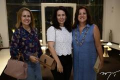 Tereza Ximenes, Christine Marinho e Luciana Eloy