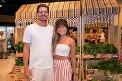 Leo Moreira e Beatriz Maia