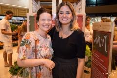 Lorena Delfino e Beatriz Guedes