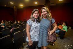 Marguerrite Bonfim e Adriana Carneiro
