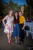 Rafaela Corrrêa, Lilian Sales e Renata Rocha
