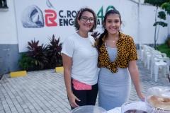 Ana e Izabel Cristina