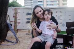 Carolina Aragão e João Eudes Neto
