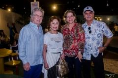 Francisco Mattos, Tane Albuquerque, Stella Rolim e Pio Rodrigues
