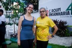Laura Ramos e Eliomar Rabelo