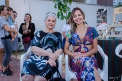 Lucilia e Eliza Miranda