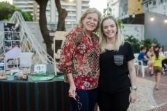 Stella Rolim e Carolina Aragão