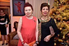 Celma Panerete e Neda Goncalves