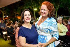 Cristina Miranda e Fatima Duarte