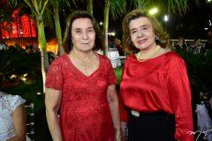 Edith Bringel e Idelaria Linhares