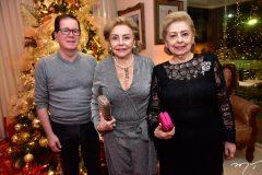 Joao Borges, Helena Cidrao e Lucia Pierre