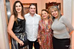 Kelle Apil, Jose Jorge Vieira, Perpetua e Celma Cabral