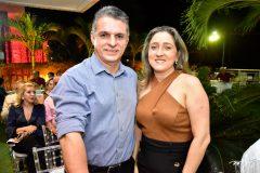Murilo e Eveline Santa Cruz