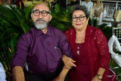 Rubens Bastos e Regina Estela