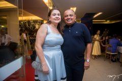 Ana Maisa e Teodoro Santos