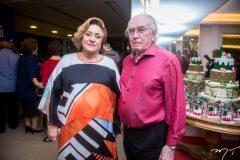 Tereza e Gil Bezerra