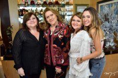 Eulaila e Efigênia Pimentel, Nekita Romcy e Lissa Dias Branco