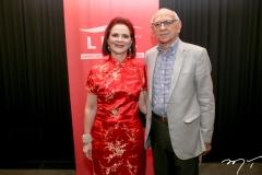 Ana Juca e Gerson Fontelles